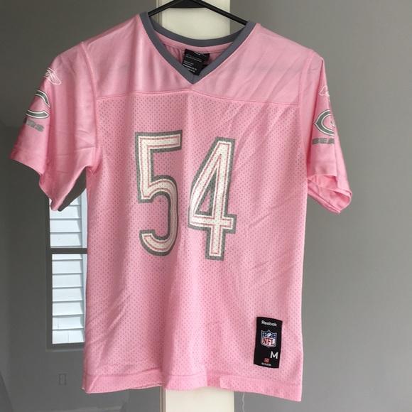 best service 7eec9 a2708 Chicago Bears girls jersey